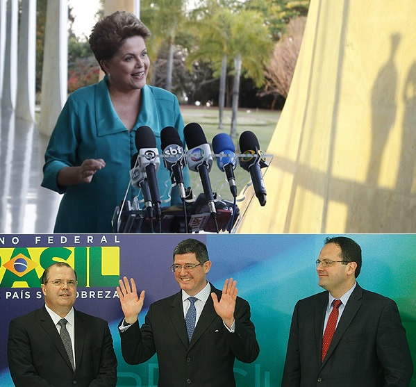 Ministros não estão acima da presidência, apesar dos desejos da mídia e do sistema financeiro