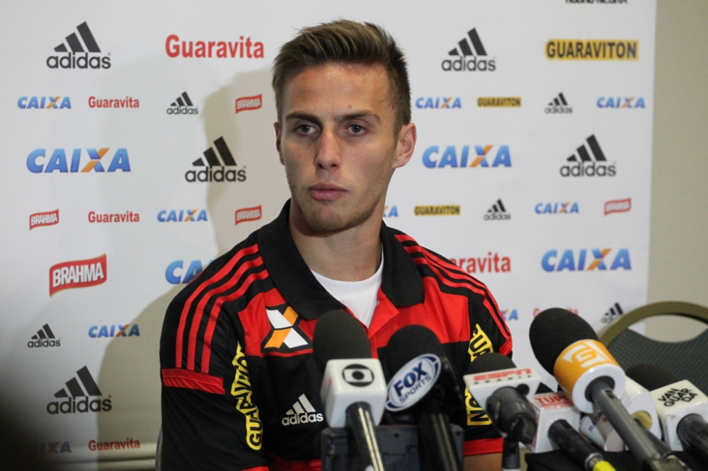 Bressan (foto: site oficial do Flamengo)